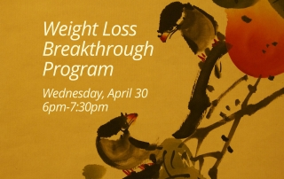 Weight Loss Breakthrough Program